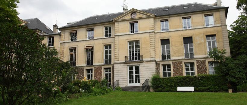 Maison nationale des artistes - Ville de Nogent-sur-Marne