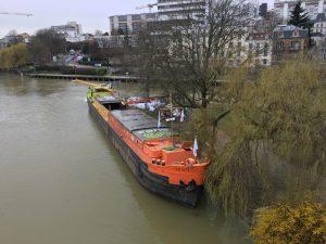 Nettoyage de la Marne