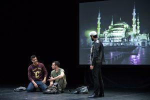 djihad theatre