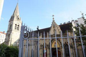 Eglise st-saturnin grille