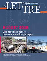 Lettre du budget de Nogent-sur-Marne 2018