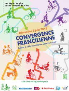 fete du vélo convergence cyclable francilienne