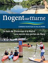 Guide du tourisme 2018 Nogent-sur-Marne