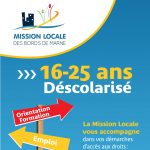 Mission locale des bords de Marne