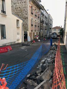 Rue Lemancel à Nogent-sur-marne