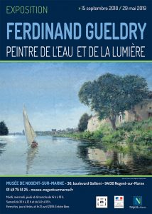 Expo Gueldry musée Nogent-sur-Marne