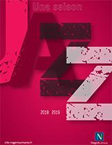 Saison culturelle 2018-2019 jazz Nogent-sur-Marne