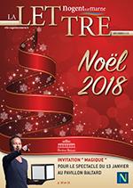Lettre de Noël 2018 Nogent sur Marne