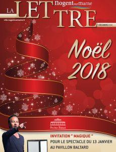 lettre de noel 2018