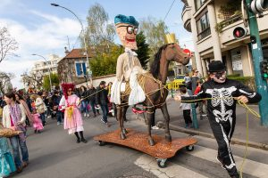 Carnaval Nogent-sur-Marne, le 6 avril 2019