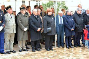 Hommage aux victimes et héros de la Déportation Nogent-sur-Marne2019