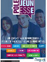 Pole jeunesse Nogent-sur-Marne - brochure 2019-1