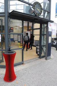 zéro mégot nouveaux cendriers gare Noent-sur-Marne