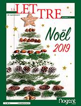 Lettre Noël 2019 Nogent-sur-Marne