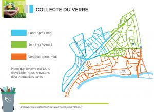 collecte 2020 verre Nogent-sur-Marne