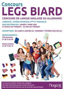 Legs Biard 2020 Nogent-sur-Marne