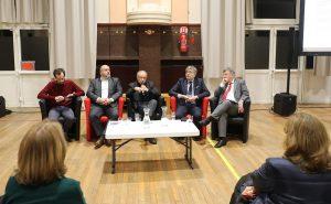 Coeur de Nogent restitution de la concertation au public Nogent-sur-Marne