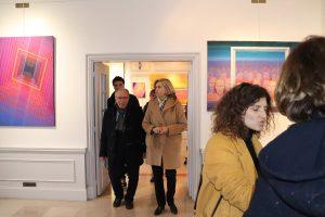 Valérie Pécresse en visite à Nogent-sur-Marne