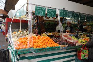 Réouverture marché Gallieni Nogent-sur-Marne