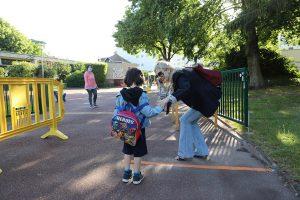 reouverture des ecoles - maternelle fontenay Nogent-sur-Marne