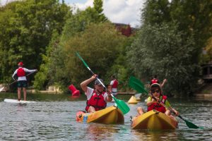 tickets sports paddle et kayak Nogent-sur-Marne