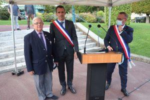 76e cérémonie de Libération de Nogent