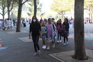 rentrée scolaire 2020 à Nogent-sur-Marne