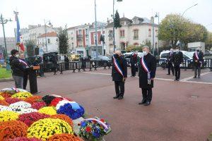 102e anniversaire armistice 1918 nogent sur marne