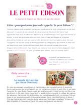 Le Petit Edison vignette