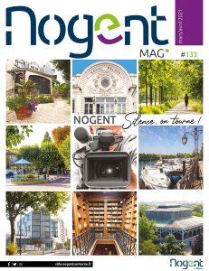 Nogent mag133 - mars avril 2021-UNE Nogent-sur-Marne